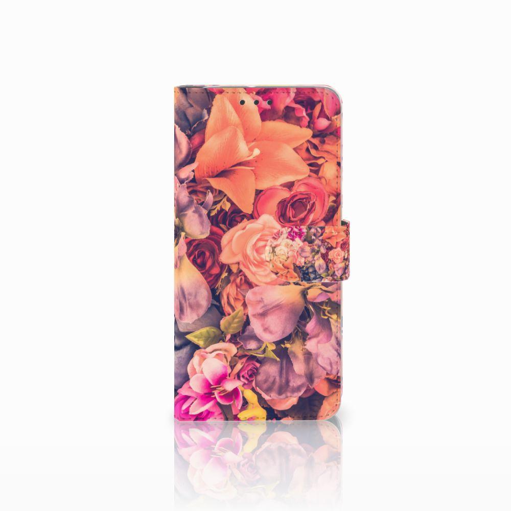 HTC U11 Plus Boekhoesje Design Bosje Bloemen