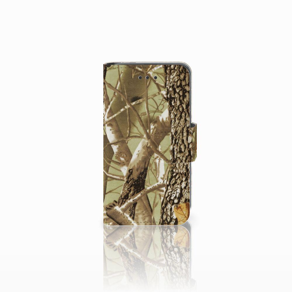 Nokia Lumia 530 Uniek Hoesje Opbergvakjes Camouflage