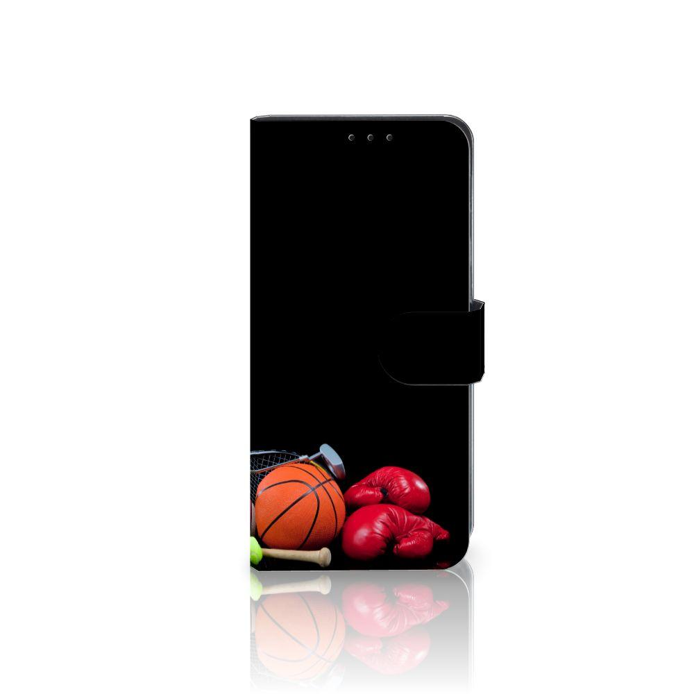 Huawei Mate 20 Lite Boekhoesje Design Sports