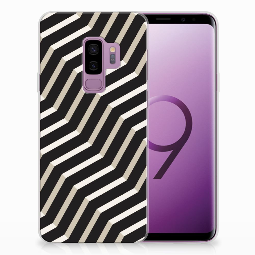 Samsung Galaxy S9 Plus TPU Hoesje Design Illusion