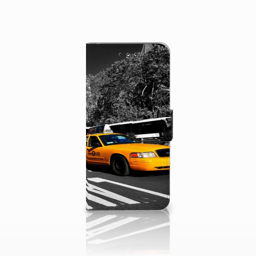 LG G7 Thinq Boekhoesje Design New York Taxi