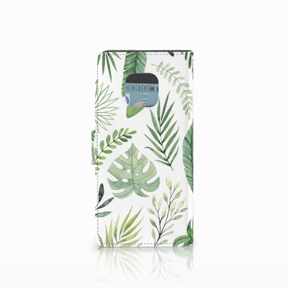 Huawei Mate 20 Pro Hoesje Leaves