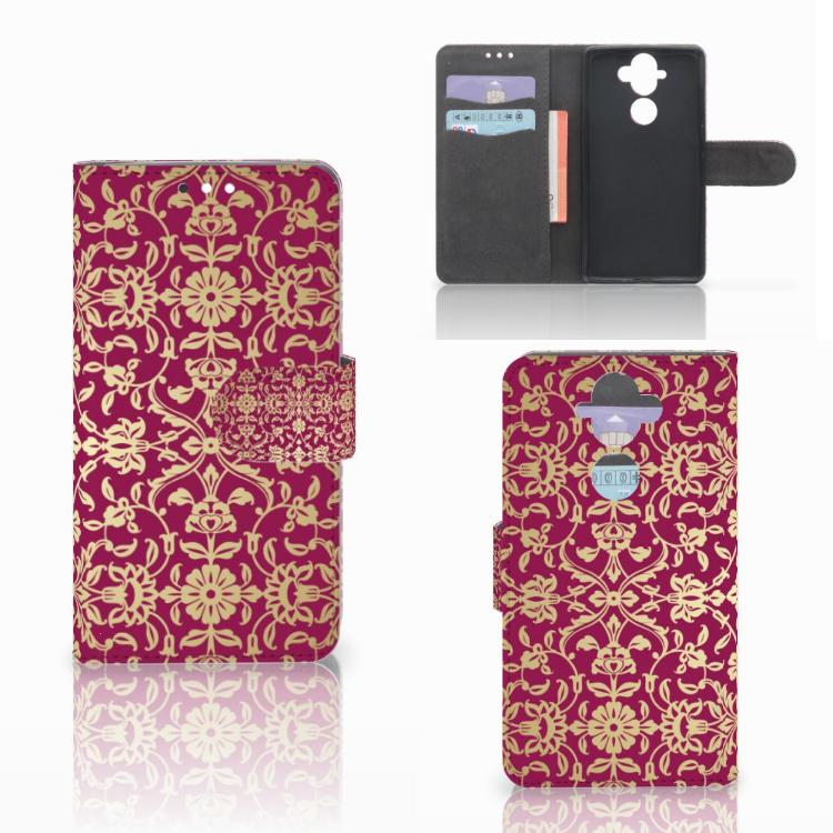 Wallet Case Nokia 8 Sirocco | Nokia 9 Barok Pink