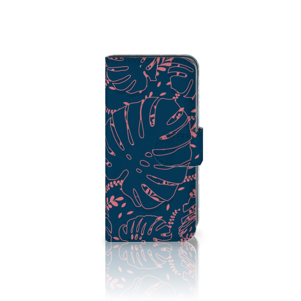Samsung Galaxy J3 (2018) Boekhoesje Design Palm Leaves
