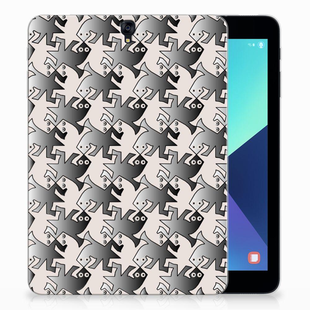 Samsung Galaxy Tab S3 9.7 Back Case Salamander Grey