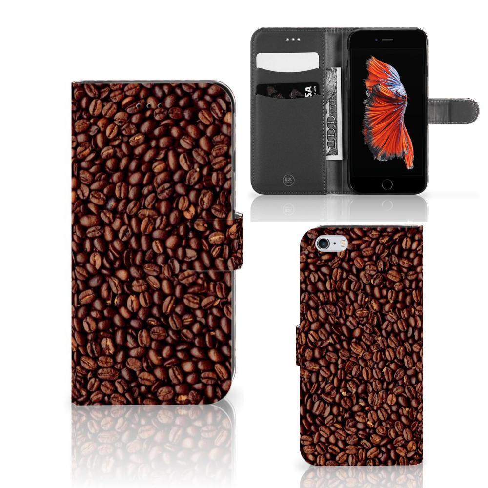 Apple iPhone 6 Plus | 6s Plus Book Cover Koffiebonen