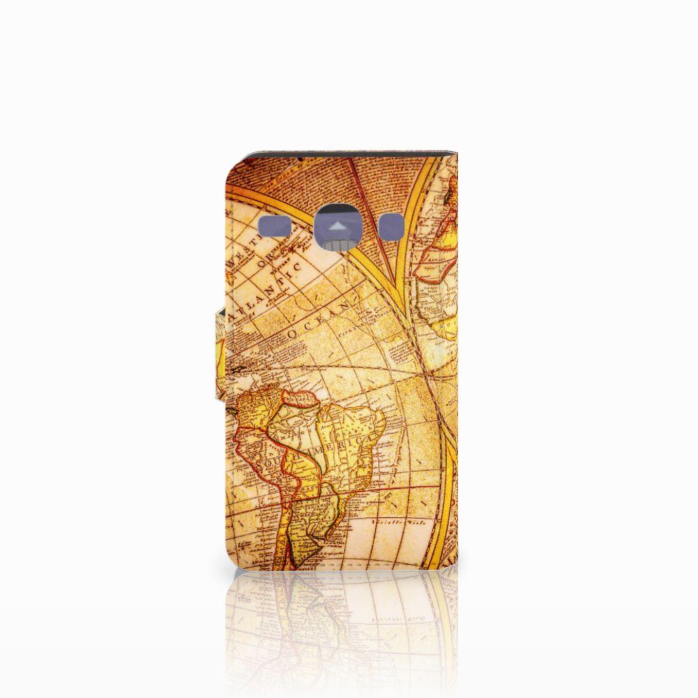 Samsung Galaxy Core i8260 Flip Cover Kompas