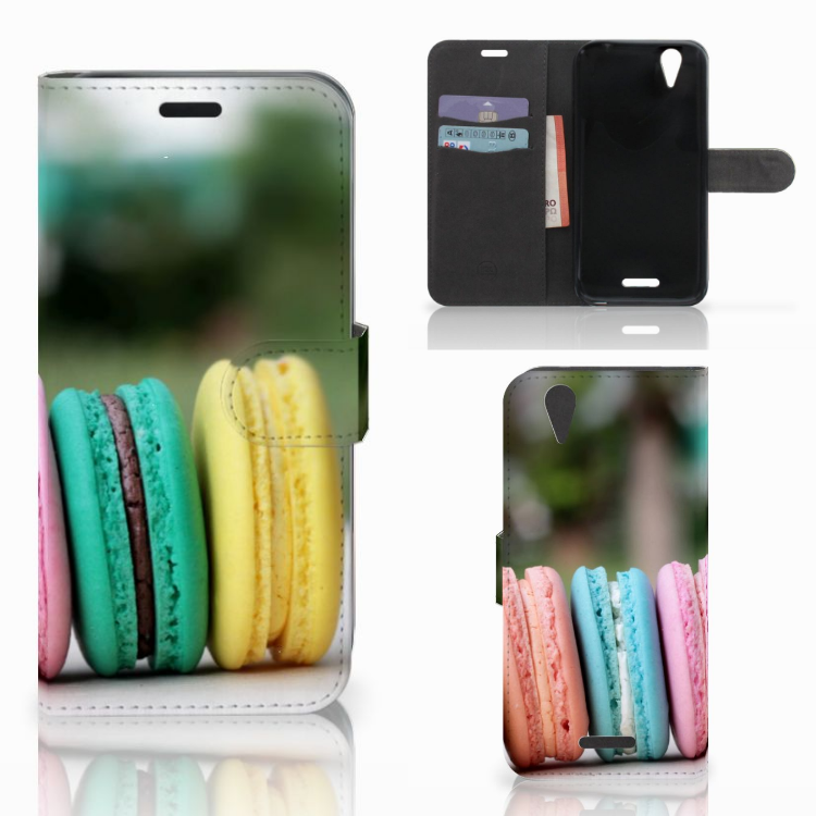 Acer Liquid Z630 | Z630s Book Cover Macarons