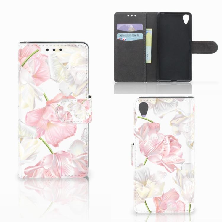 Sony Xperia X Hoesje Lovely Flowers