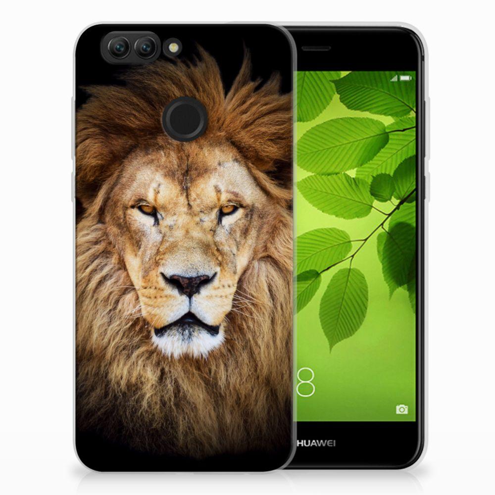 Huawei Nova 2 TPU Hoesje Leeuw