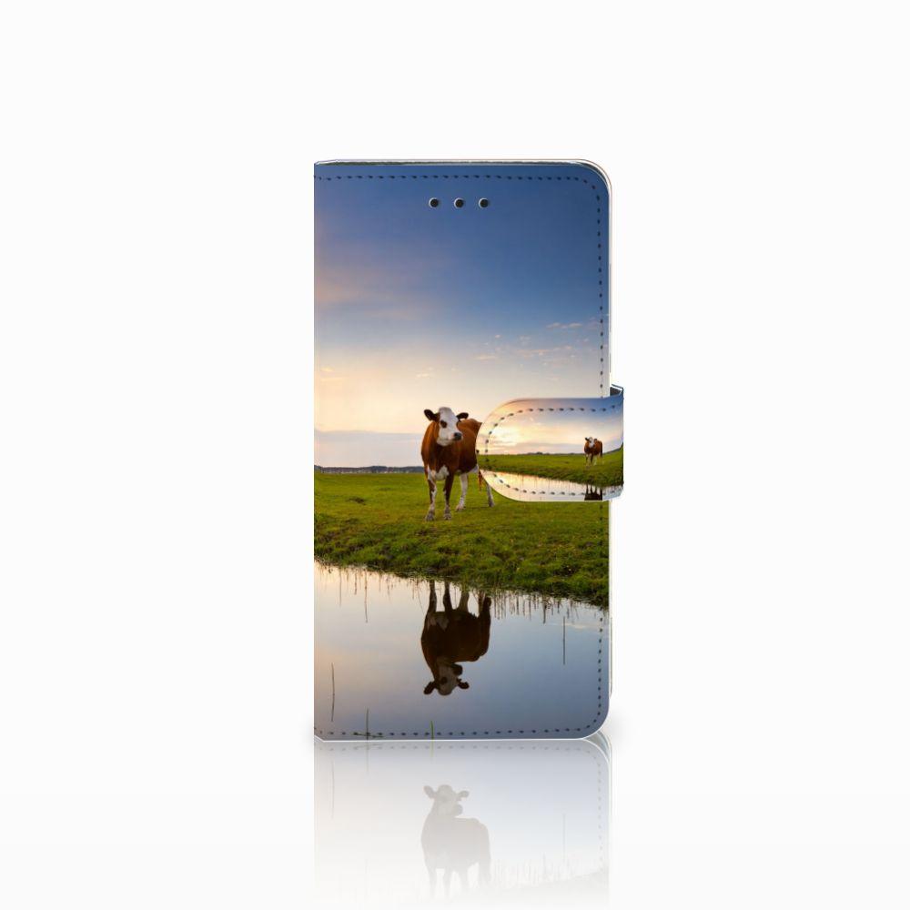 Huawei Y5 2018 Boekhoesje Design Koe