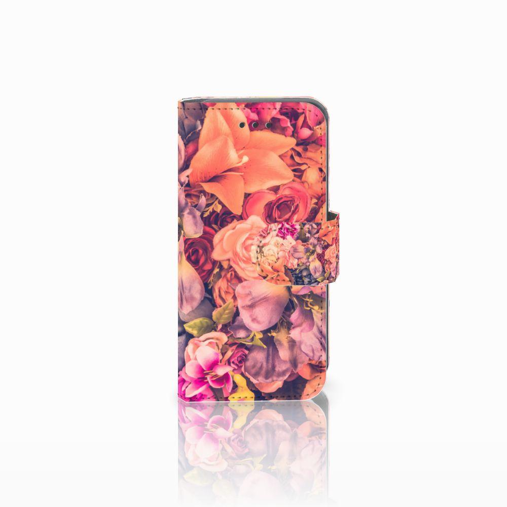 Apple iPod Touch 5 | 6 Boekhoesje Design Bosje Bloemen