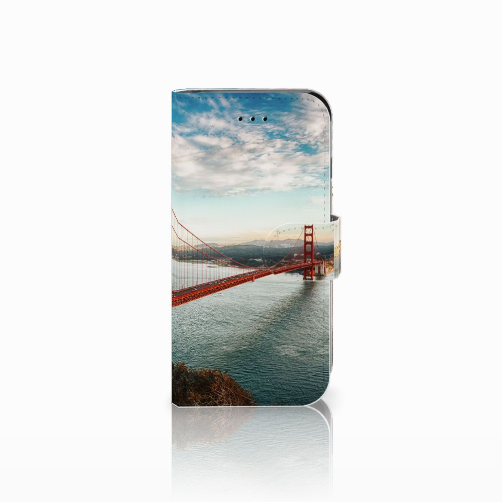 Apple iPhone 6 | 6s Boekhoesje Design Golden Gate Bridge