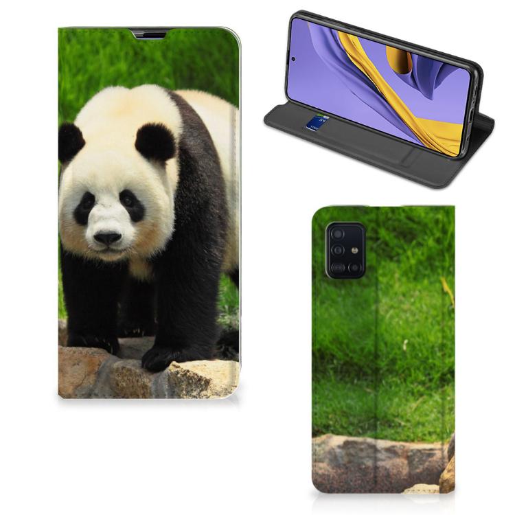 Samsung Galaxy A51 Hoesje maken Panda