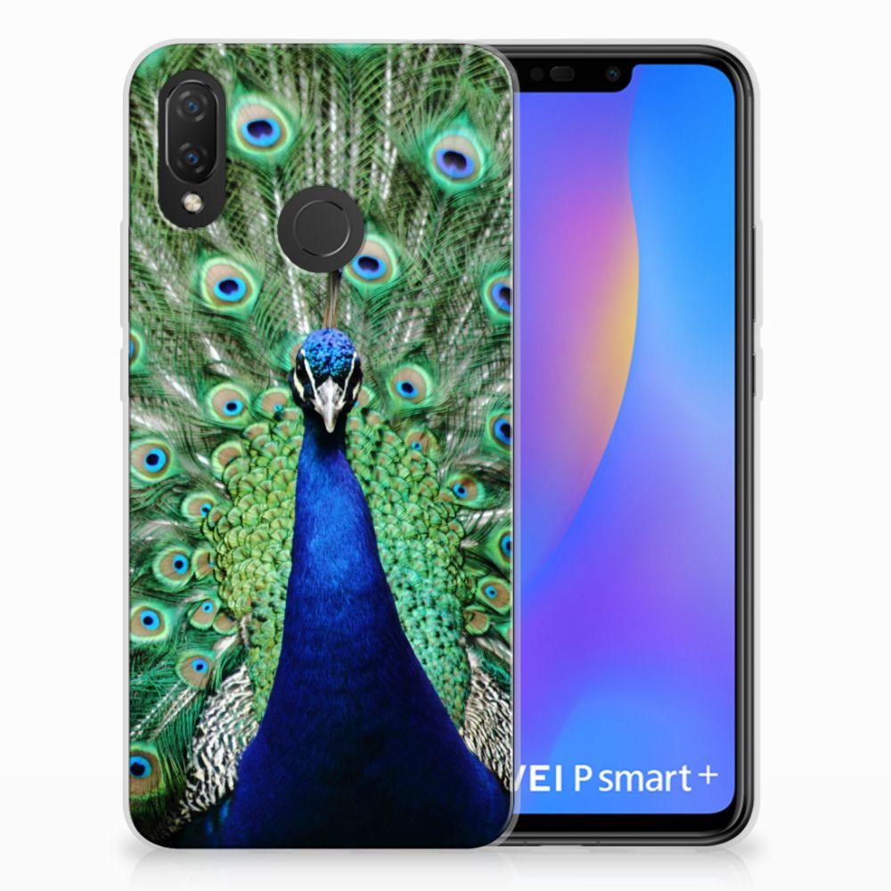 Huawei P Smart Plus TPU Hoesje Design Pauw