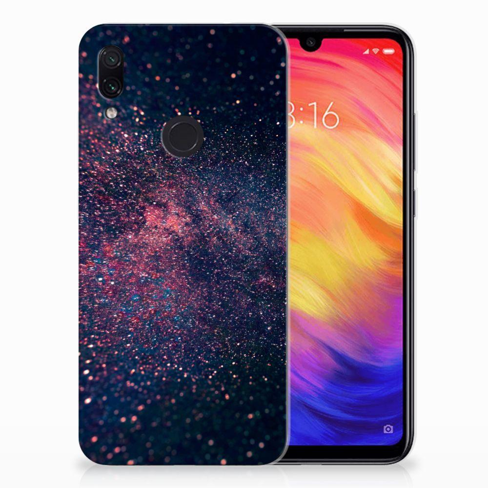 Xiaomi Redmi Note 7 TPU Hoesje Stars