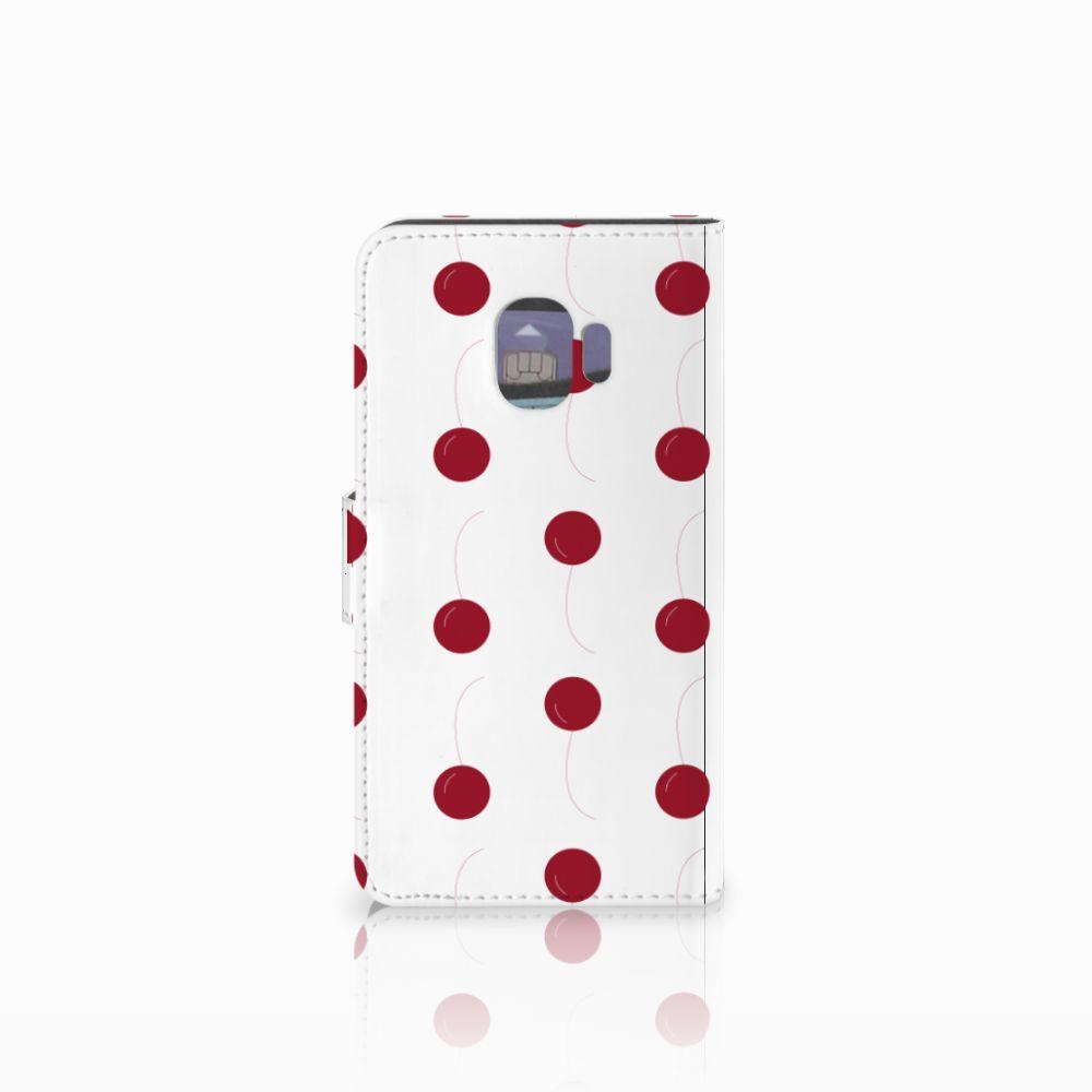 Samsung Galaxy J2 Pro 2018 Book Cover Cherries