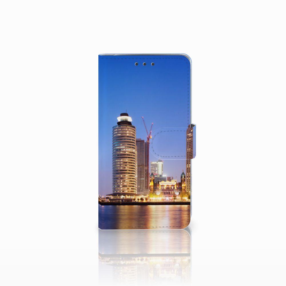 LG Q6 | LG Q6 Plus Uniek Boekhoesje Rotterdam