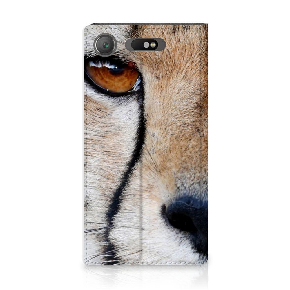 Sony Xperia XZ1 Hoesje maken Cheetah