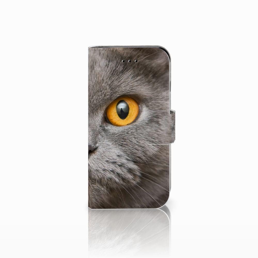 Apple iPhone 6 | 6s Uniek Boekhoesje Britse Korthaar