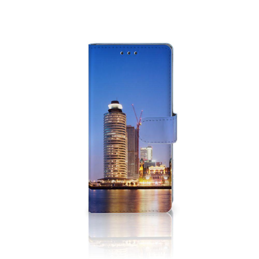 Sony Xperia XA1 Ultra Uniek Boekhoesje Rotterdam