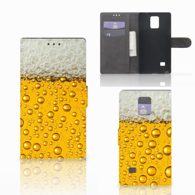 Samsung Galaxy Note 4 Book Cover Bier