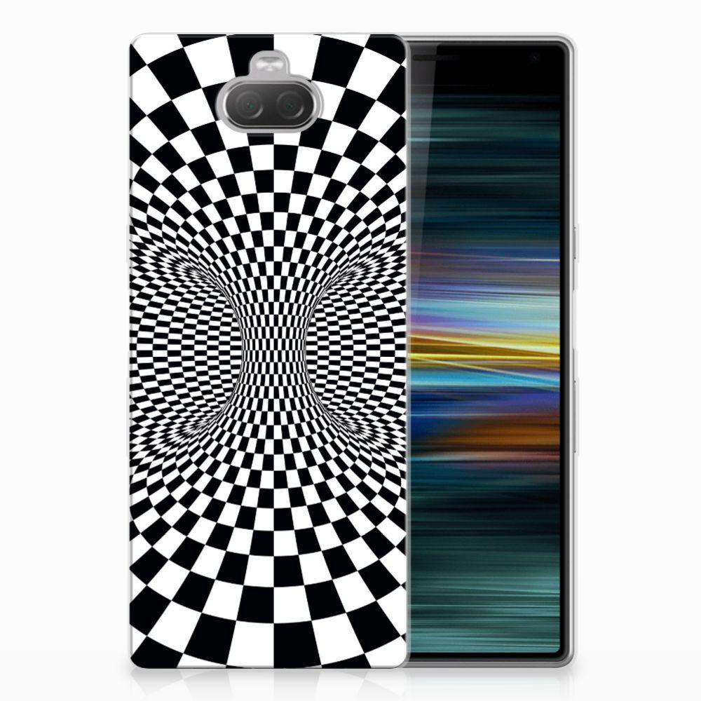 Sony Xperia 10 Plus TPU Hoesje Illusie