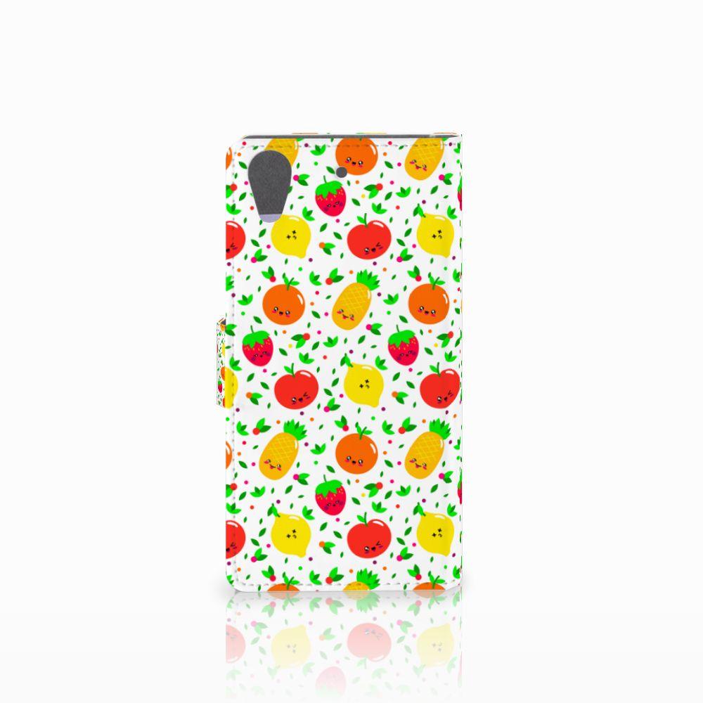 HTC Desire 626 | Desire 626s Book Cover Fruits