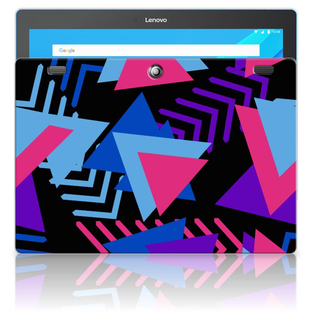 Lenovo Tab 10 | Tab 2 A10-30 Back Cover Funky Triangle