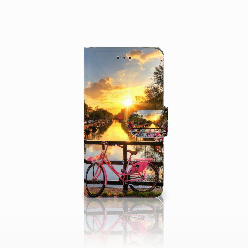 Nokia 7 Uniek Boekhoesje Amsterdamse Grachten