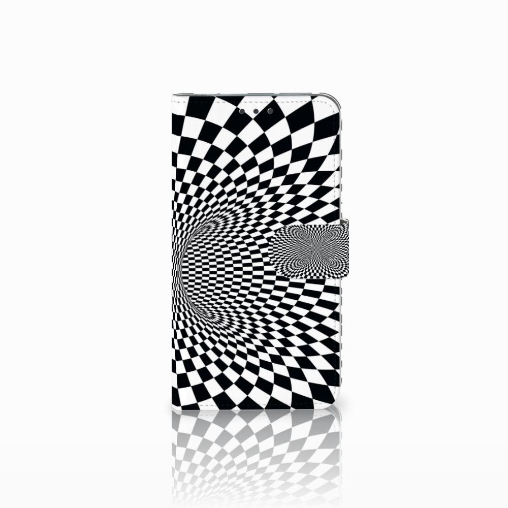 Motorola Moto E4 Plus Bookcase Illusie