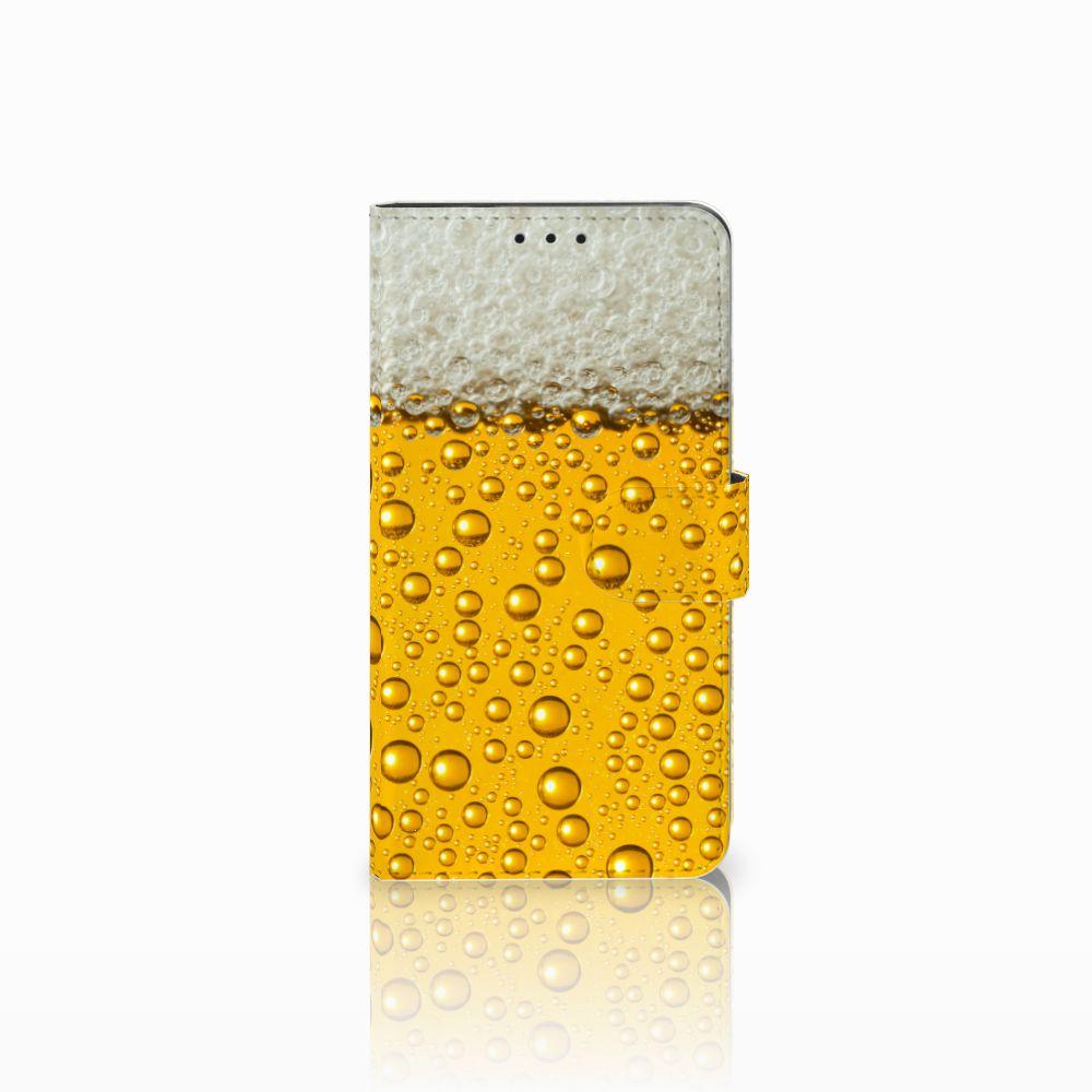 Huawei Honor 6X Uniek Boekhoesje Bier