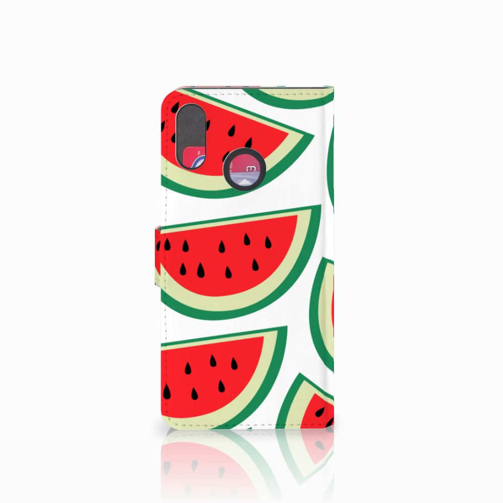 Huawei P Smart Plus Book Cover Watermelons
