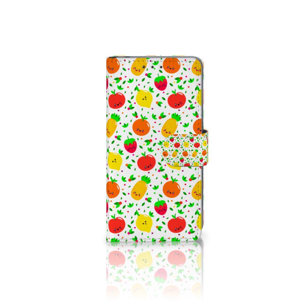Sony Xperia Z2 Boekhoesje Design Fruits