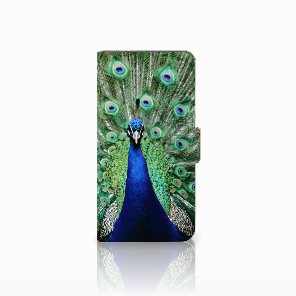 Huawei Nova Plus Boekhoesje Design Pauw