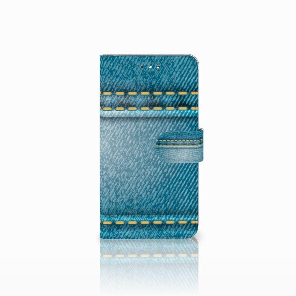 Huawei Y7 2017 | Y7 Prime 2017 Boekhoesje Design Jeans
