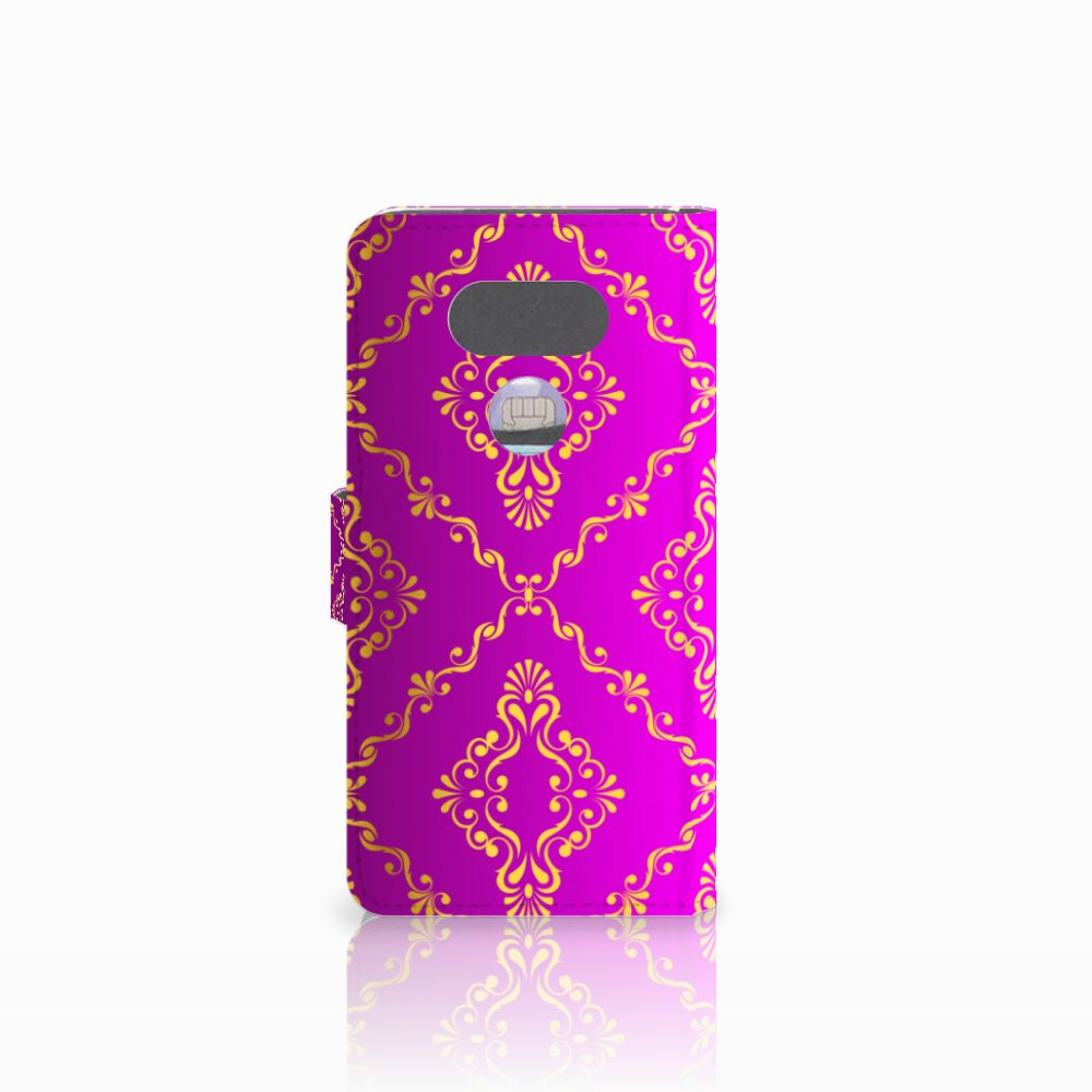 Wallet Case LG G5 Barok Roze