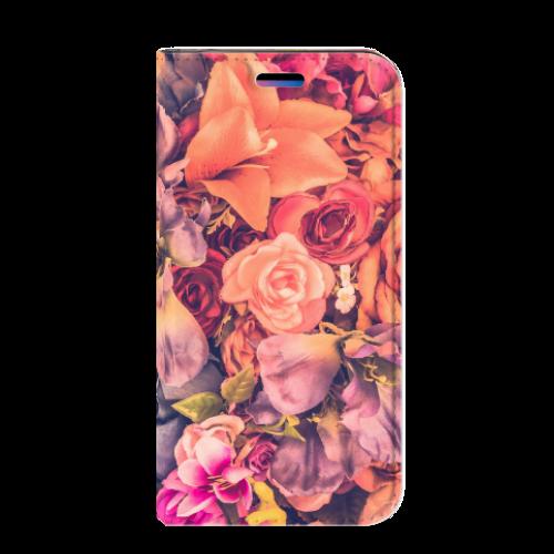 Apple iPhone X   Xs Standcase Hoesje Design Bosje Bloemen