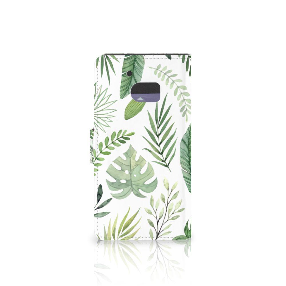 HTC 10 Hoesje Leaves