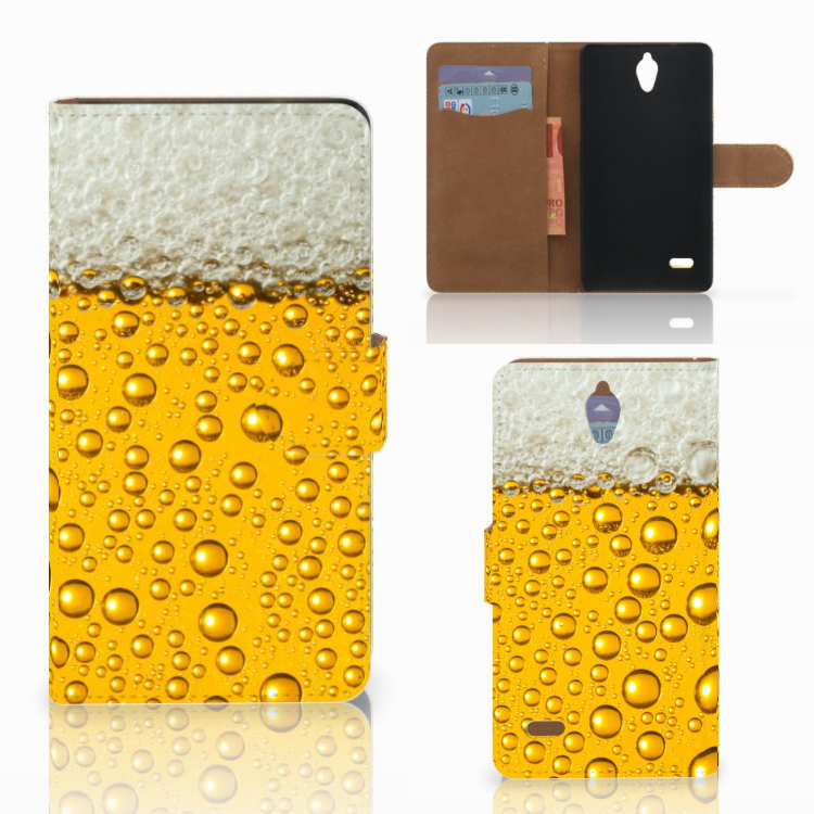 Huawei Ascend G700 Book Cover Bier