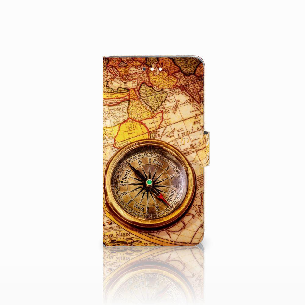 Huawei Ascend G7 Boekhoesje Design Kompas