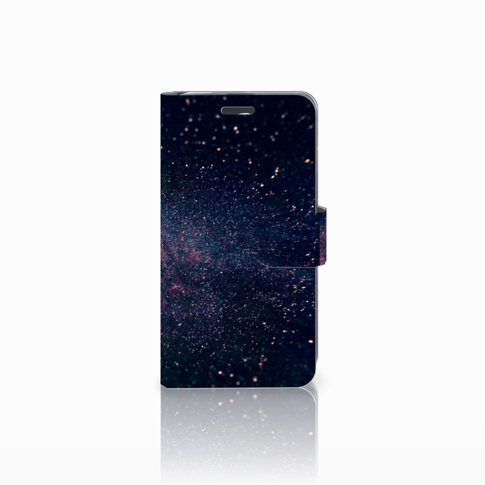 Acer Liquid Z520 Boekhoesje Design Stars