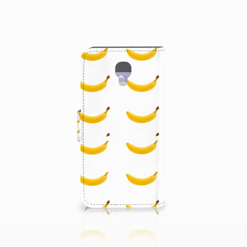 LG X Screen Book Cover Banana
