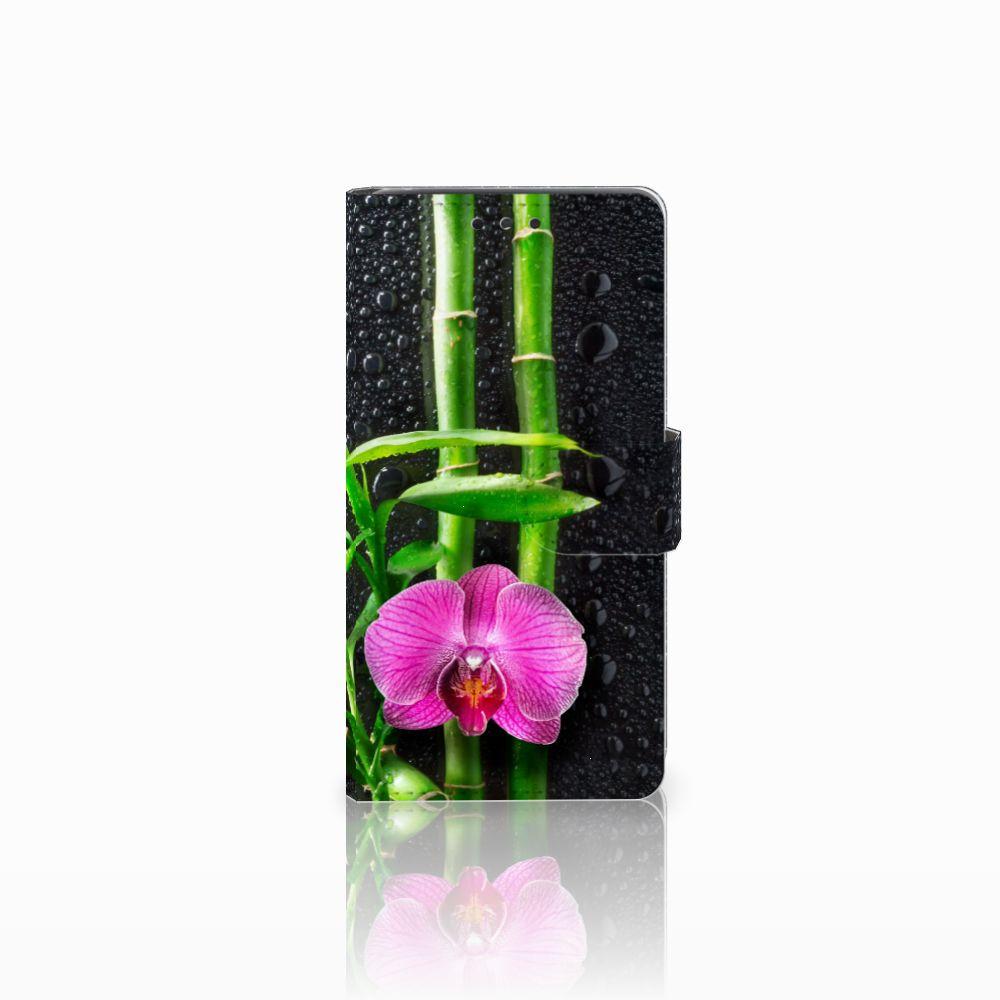 LG Bello 2 Boekhoesje Design Orchidee