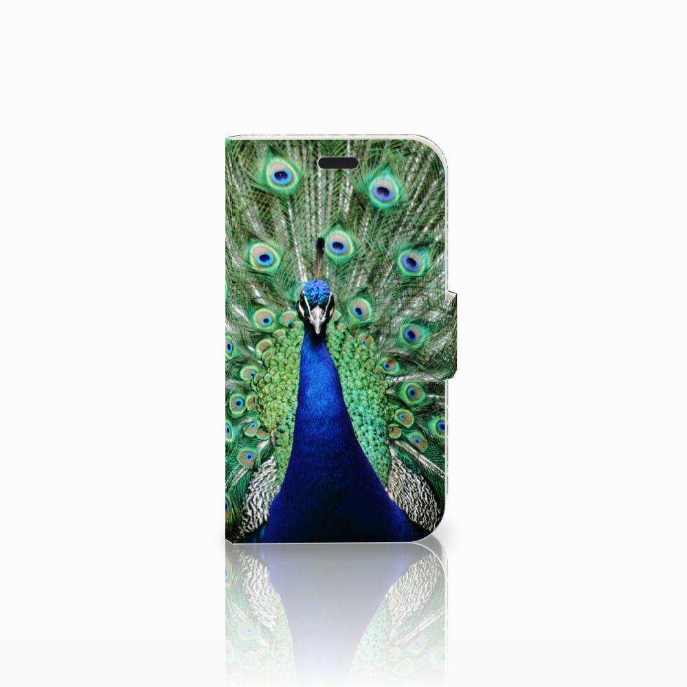 LG L Fino Boekhoesje Design Pauw