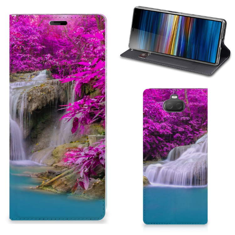 Sony Xperia 10 Plus Book Cover Waterval