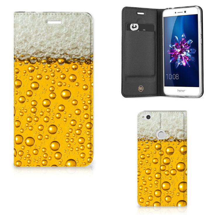 Huawei P8 Lite 2017 Flip Style Cover Bier