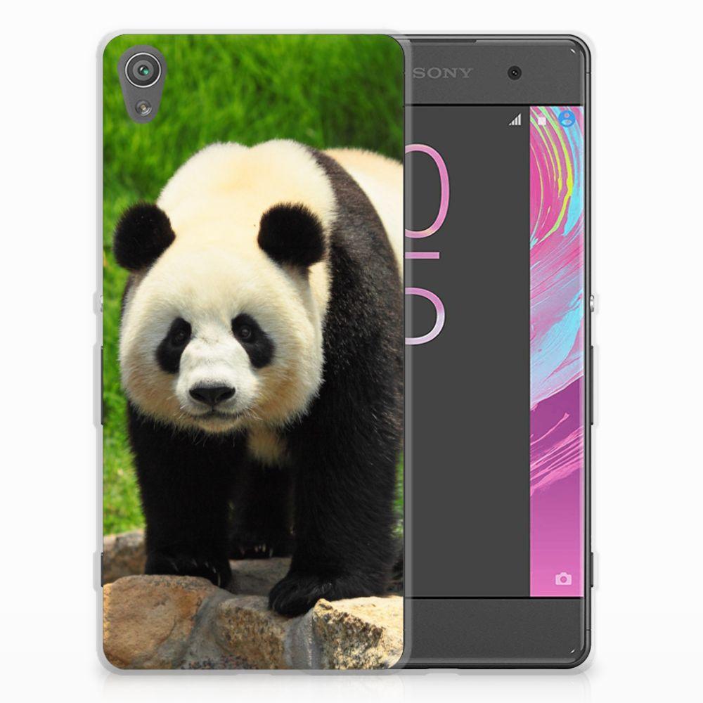 Sony Xperia XA | XA Dual TPU Hoesje Panda