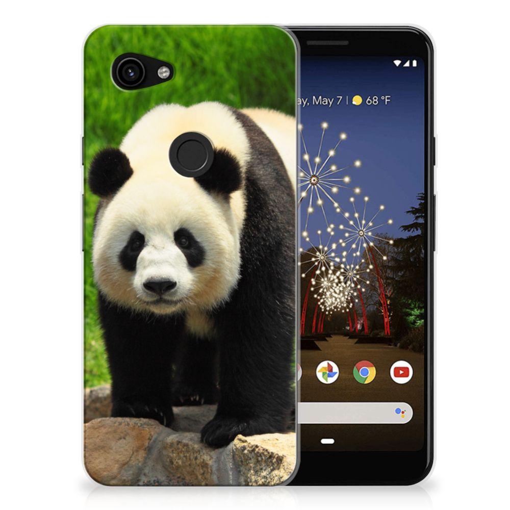 Google Pixel 3A TPU Hoesje Panda