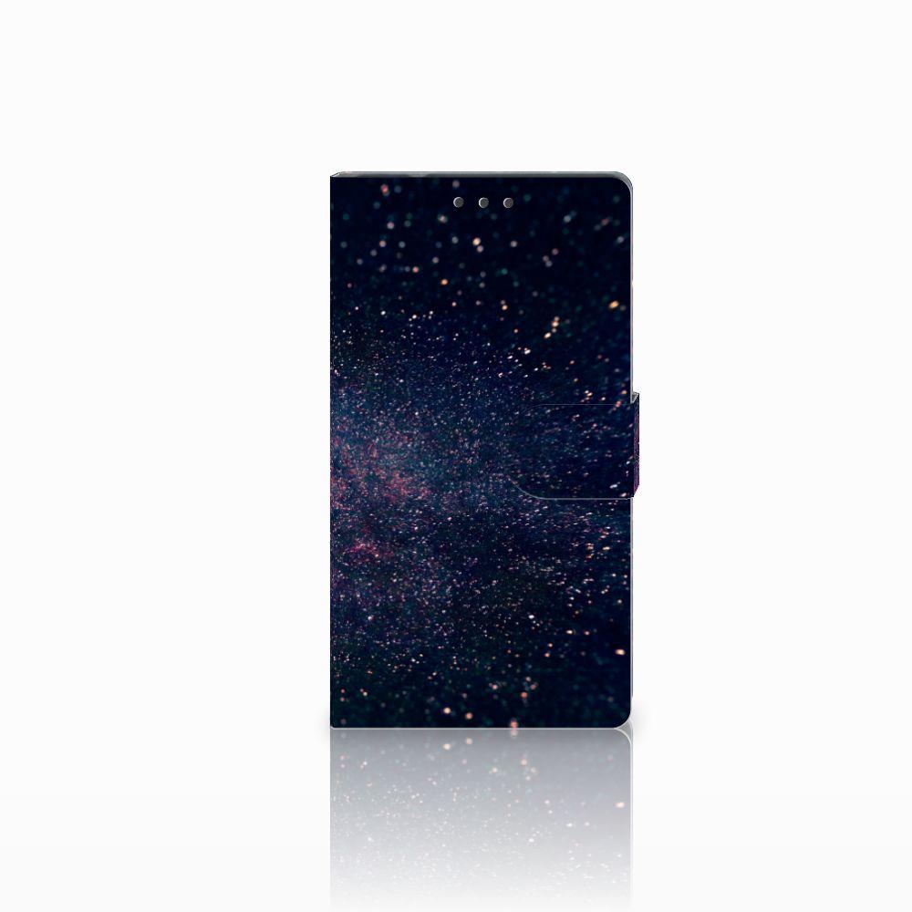 Samsung Galaxy Note 4 Boekhoesje Design Stars